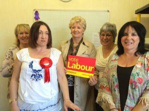 Le CLP d'Angela Eagle a voté son soutien à Corbyn
