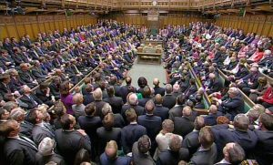 La Chambre des communes, coeur de la démocratie britannique