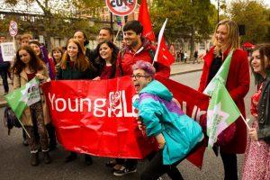 Les jeunes du Labour