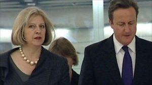 Theresa May n'a jamais caché son dédain pour son prédécesseur